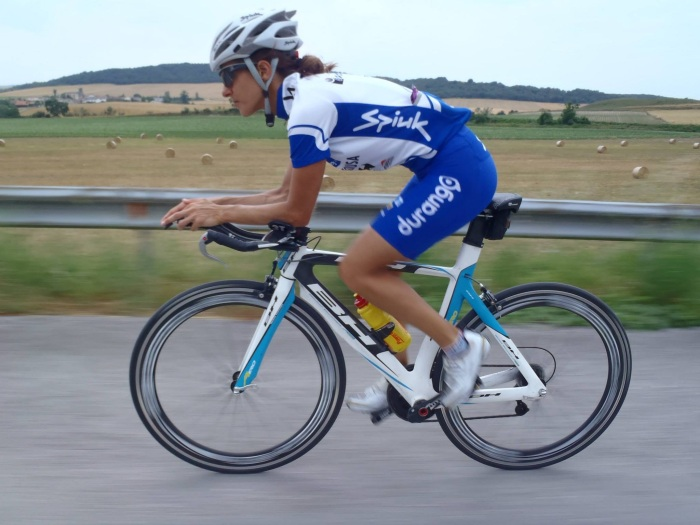 entreno bici