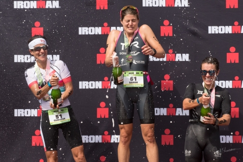 2nd Place IRONMAN 70.3 AUGUSTA